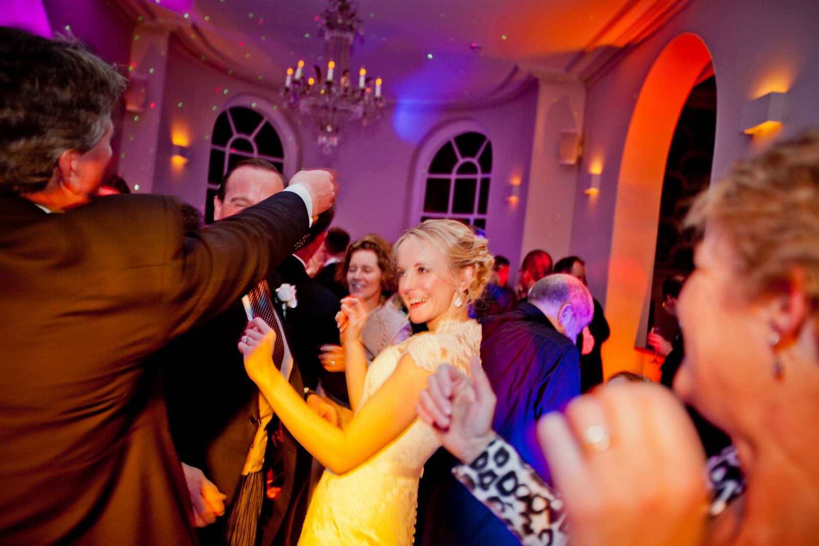 Party Time - Iscoyd Park is a romantic and beautiful ...
