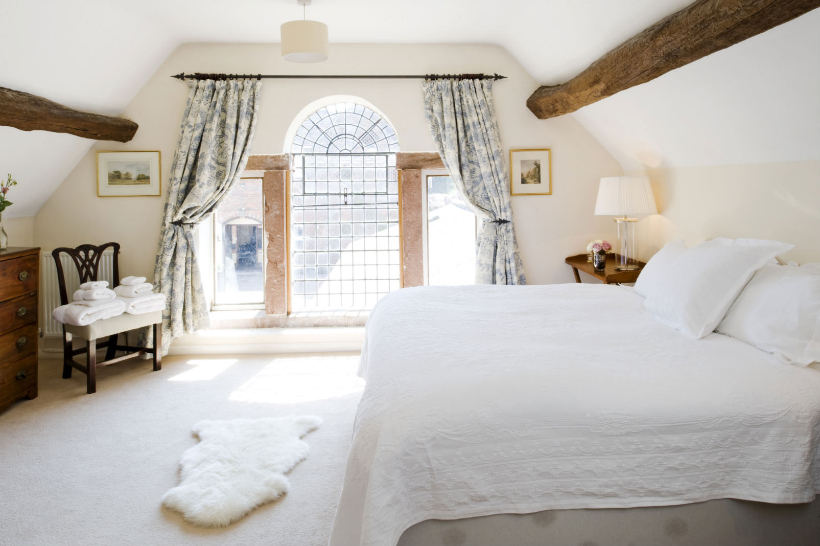 Small Cottage Bedrooms Accommodation Iscoyd Park Is A Romantic And Beautiful Georgian